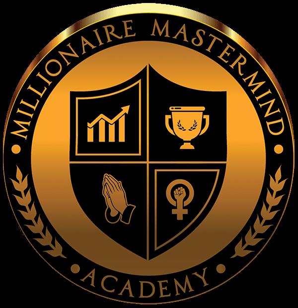 Large Millionaire Mastermind Logo